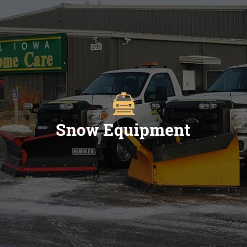 Snow Plows & Snow Equipment For Sale in Ames