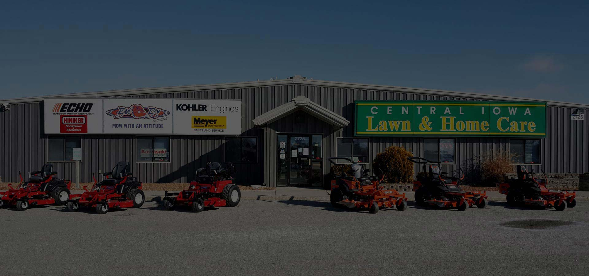 central iowa lawn and home care - building exterior