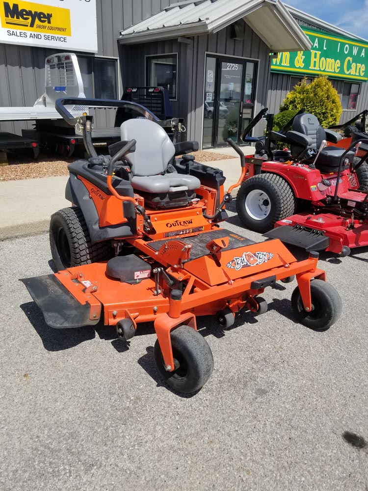 2015 Used Bad Boy Outlaw Mower For Sale